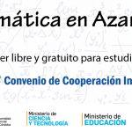 Matemática en Azar y Juegos - Taller para estudiantes de Profesorado.